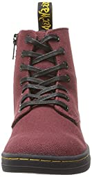 Dr. Martens Marley Boot (Big Kid),Cherry Red,UK 10(11M US Big Kid)
