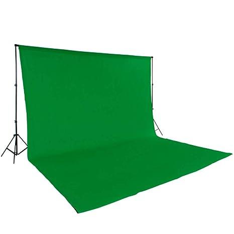 Kit Fondale Studio Fotografico Sfondo 3x6m Scenario Professionale