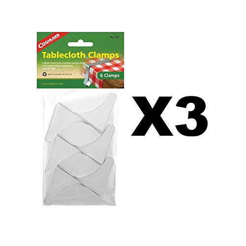 Coghlan's 527 Table Cloth Clamp
