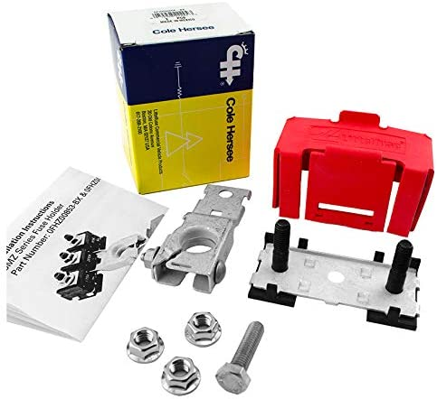 Littelfuse 0FHZ00854-BX Zcase Holder Assembly 2Way Kit 1 Pack