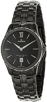 Edox Stainless Steel Women's Watch