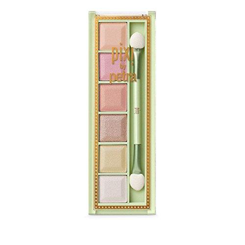 Pixi Mesmerizing Mineral Palette, Opal Glow, 0.20 (Pixi Eye Beauty Kit)