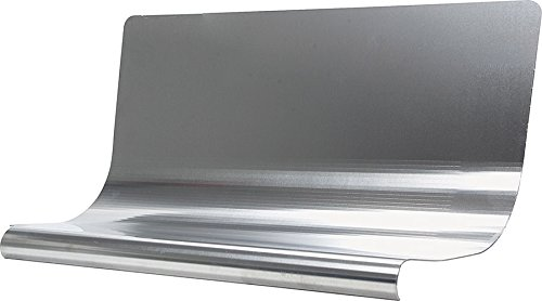 Allstar Performance 23225 Aluminum Radiator Air Scoop for Sprint 22″ x 13″