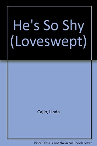 book cover of He\'s So Shy