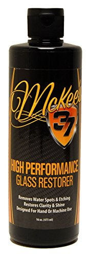 McKee's 37 MK37-515 High Performance Glass Restorer 16 Fluid_Ounces - High Windshield Kit