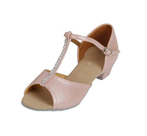 bal Miyoopark de 5cm femme Salle 3 Pink Heel Bq1OEq