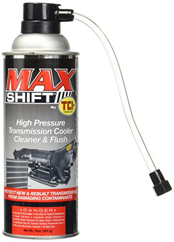 TCI 883004 High Pressure Trans Cooler Cleaner and Flush -