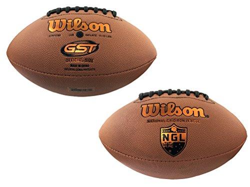 Wilson GST Football - official sz