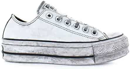 67577bc73f9 Converse Women s Shoes All Star Platform White Smoke in Sneaker Fall Winter  2019