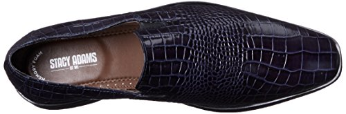 Galindo Adams Stacy Slip Blue on Mens Stacy Loafer Adams vx6TWIqq