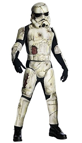 Star Wars Death Trooper Adult Costume (Adult Deluxe Death Trooper Costumes)