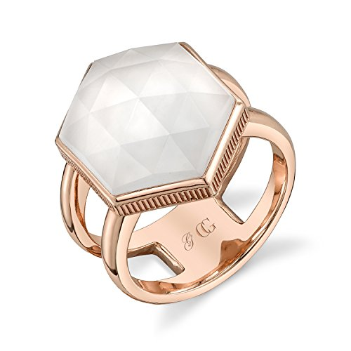 Quartz Cocktail Ring - 9