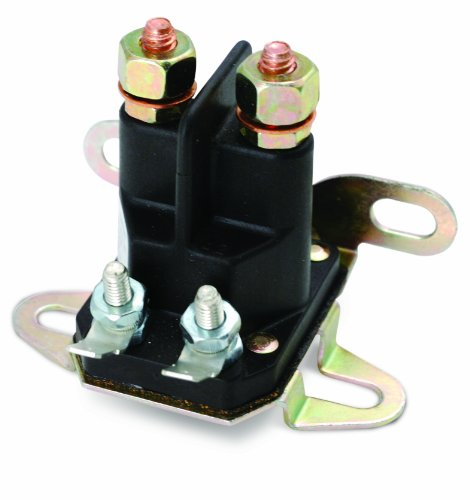 Oregon 33-431 Solenoid, 4 Post Dual Mount (Mower 33 Lawn)