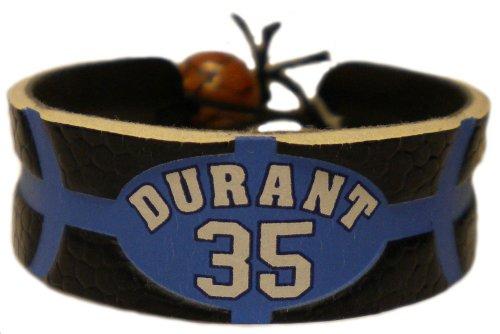NBA Kevin Durant Team Color Jersey Bracelet