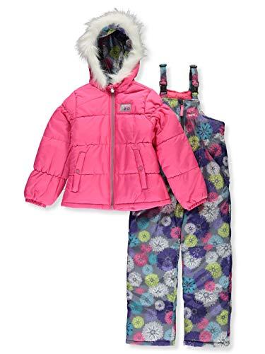 Skechers Girls 2 Piece Heavyweight Snowsuit product image