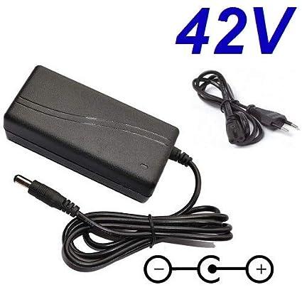 Cargador Corriente 42V 2A Reemplazo Patinete Electrico Mi ...