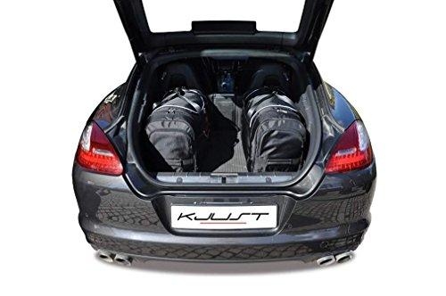 AUTO TASCHEN SETS PORSCHE PANAMERA 2013- CAR FIT BAGS