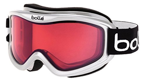 Bolle MOJO Shiny White Vermillon (Kids Ski Gloves Scott)