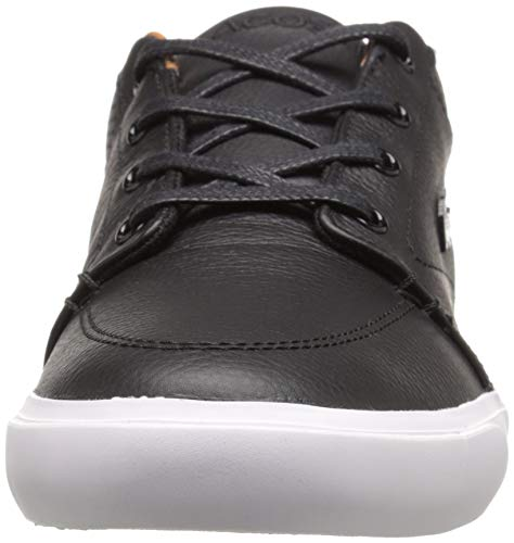 Lacoste Men's Bayliss Vulc PRM Shoe, Black on Black, 11 M US