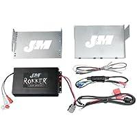 J&M Audio Rokker 330 Watt 2 Channel Amplifier Kit for 2006-2013 Harley-Davidson Electra Glide, Street Glide & Trike models - JAMP-330HC06