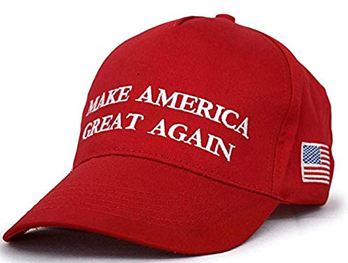 Make America Great Again Donald Trump USA Cap Adjustable Baseball Hat. Ships Free