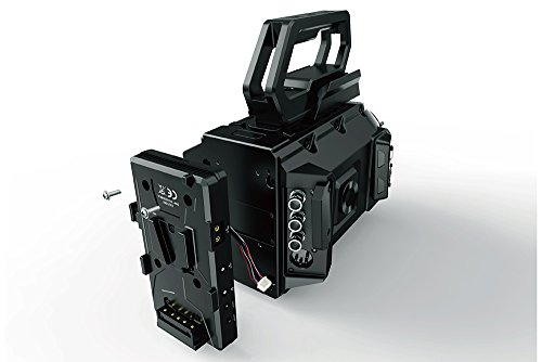 LanParte V-mount Battery Back Plate for URSA Mini with Multiple Power Outputs by LanParte