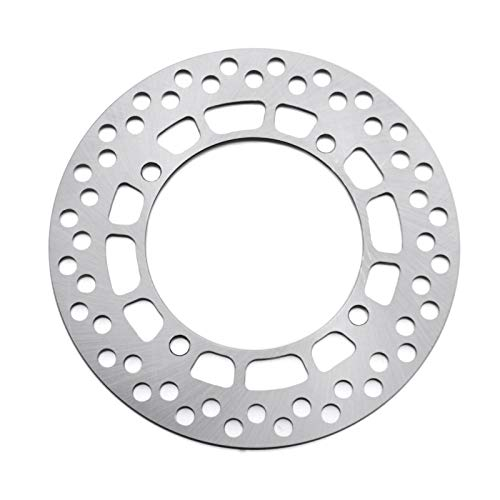 ANUESN Motorcycle Front Brake Disc Fit SUZUKI DR200 DF200 DR125 TS125 230MM ()