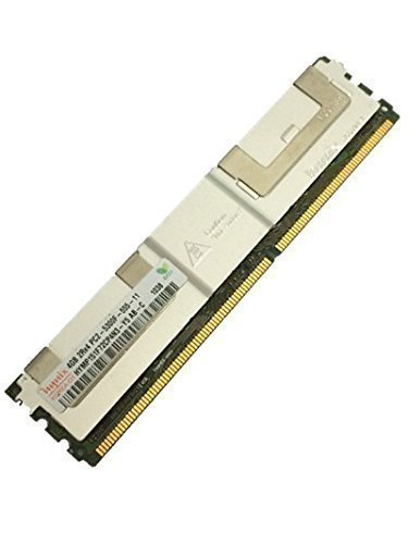 Hynix 4GB(1x4GB) DDR2 667MHz PC2-5300F 2Rx4 FBD ECC Server memory 4gb FB-DIMM RAM