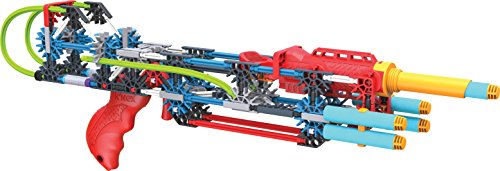 K'NEX K-FORCE ‒ K-20X Building Set – 165 Pieces –  Ages 8+ Engineering Education Toy
