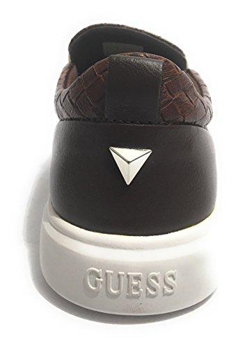 Guess - Zapatillas para hombre marrón