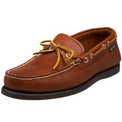 Eastland Men's Yarmouth One Eye Camp Moc,Tan,9.5 D