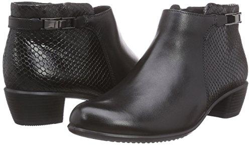 black Touch black Ecco 51707 Donna 35 Stivali Nero pxwYF