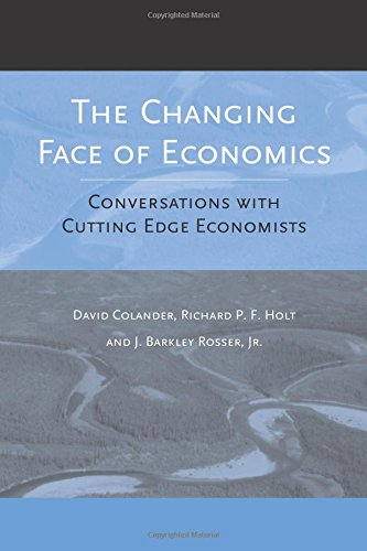 The Changing Face of Economics: Conversations with Cutting Edge Economists ebook