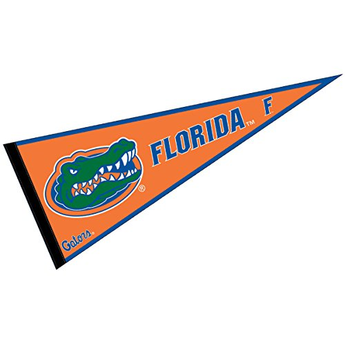 Pennant Gators Florida - College Flags and Banners Co. Florida Gators Pennant Full Size Felt