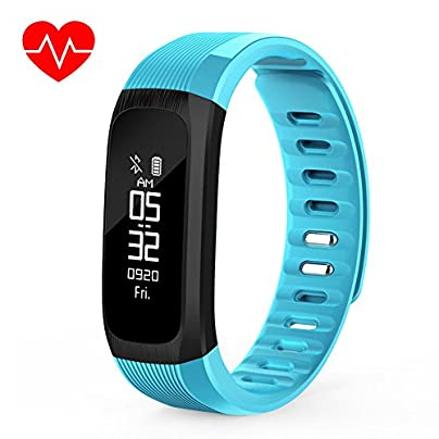 Newsland Waterproof USB Charging Smart Bracelet Heart Rate Blood Pressure Monitor Sleep Activity Health Tracker Cycling Sports Wristband Gift Ornament Estimated Price £13.92 -