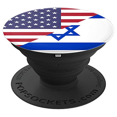 American Israel Pop socket flag Star of David - PopSockets Grip and Stand for Phones and Tablets -