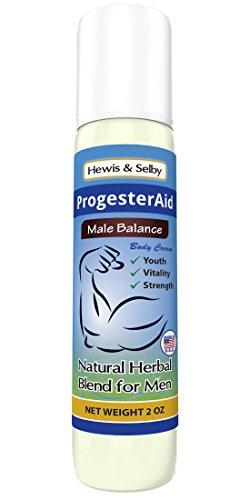 Hewis Selby ProgesterAid Natural Progesterone
