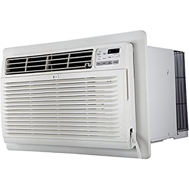 LG LT1237HNR 11,200 BTU Air Conditioner with Heat