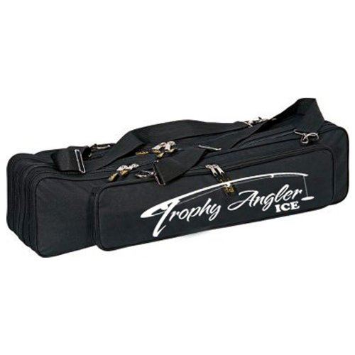 Trophy Angler Ice Deluxe 12 Rod Ice Fishing - Anglers Tote