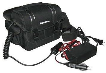 Sports Radar Batería 12 V 12 A SLA batería, Bolsa de Hombro ...