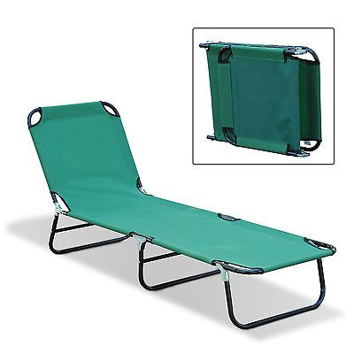 Saddle Reclining Sectional (Outdoor Sun Chaise Lounge Recliner Patio Camping Cot Bed Beach Pool Chair Fold)