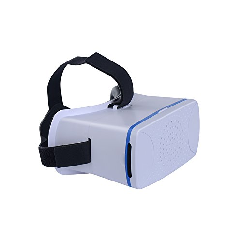 Gloriest 3D VR Virtual Reality Headset 3D VR Glasses with For 4.5~6 inches Smartphones iPhone 6 plus 6 5s 5c 5 Samsung Galaxy S5 S4 Note 4 Note 3 Motorola - Distance Pupillary