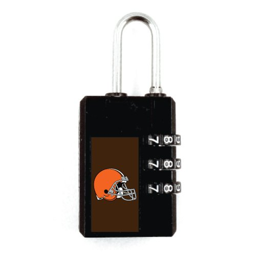Cleveland Browns Kofferschloss TSA Schloss