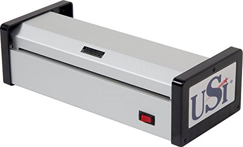 Laminator Usa - USI HD1200 Heavy Duty Thermal (Hot) Pouch Laminator, Laminates Pouches up to 12 Inches Wide and 15 Mil Thick; 5-YEAR WARRANTY, Made in the USA