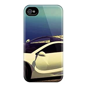 Slim New Design Hard Case For Iphone 4/4s Case Cover - NyJ12784QjmF