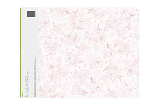 Cricut 2004713 18X24 Self Healing Mat, 18x24-Inches, Deco Rose