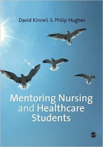 Mentorship essay in nursing