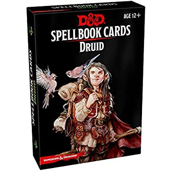 Amazon com: Dungeons & Dragons - Spellbook Cards: Arcane