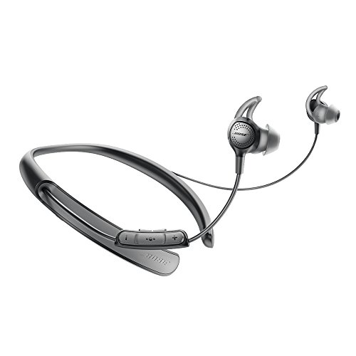 Bose Quietcontrol 30 Wireless Headphones, Noise Cancelling - Black (Over Ear Headphones Bose)