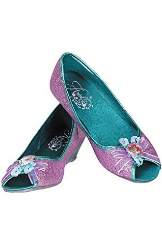 Ariel Disney Princess The Little Mermaid Prestige Shoes, 11/12 Medium]()
